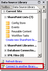 sharepoint-designer-data-source-library