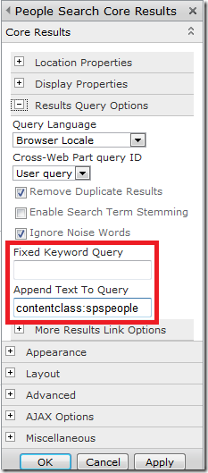 keyword-query