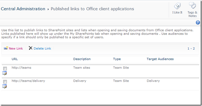 sharepoint-2010-published-links-office